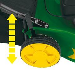Petrol Lawn Mower Prestige 46 Detailbild 2
