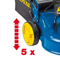 Petrol Lawn Mower RPM 51 S Detailbild 4