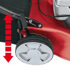 Petrol Lawn Mower JHB 46 RE Detailbild 2