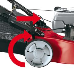 Petrol Lawn Mower JHB 46 RE Detailbild 1