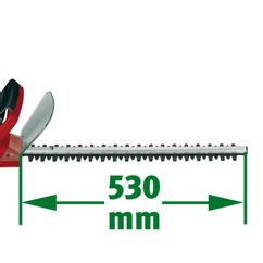 Electric Hedge Trimmer HS 550 Hobby Line; EX; CH Detailbild 3