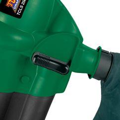 Electric Leaf Vacuum TCLS 2504; EX; F; E; P Detailbild 1