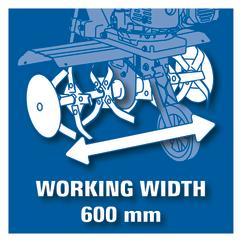 Petrol Tiller BG-MT 3360 LD Detailbild 1