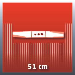 Petrol Lawn Mower RG-PM 51 VS B&S Detailbild 2