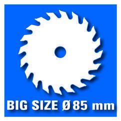 Mini Circular Saw BT-CS 860 L Detailbild 2
