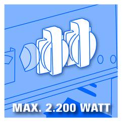 Power Generator (Petrol) BT-PG 2000 Detailbild 2