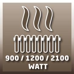 Halogen Heater NHH 2100 Detailbild 1