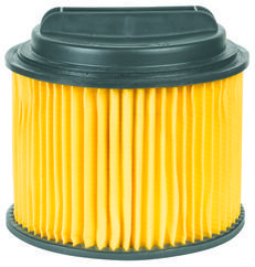 Wet/Dry Vacuum Cleaner Access. Pleated Filter With Lid Produktbild 1