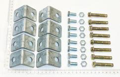 Metal House Accessory Anchor Kit Produktbild 1