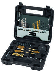 Power Tools Accessory Drill and bit set, 70 pcs Produktbild 1