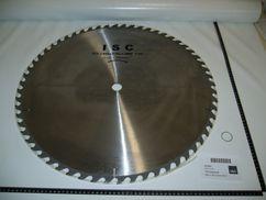 Log Cutting Saw Accessory TCT Saw blade 600x30x3.5mm 60t Produktbild 1