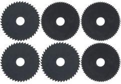 Mini Circular Saw Accessory HSS saw blade 70mm 6 pcs. Produktbild 1