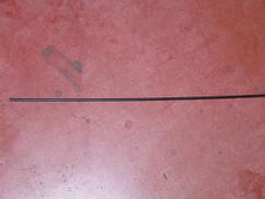 Bowdenzughülle   400 mm lang Produktbild 1