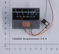 Amperemeter 0-8 A  Produktbild 1