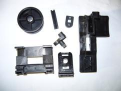 Montagematerial für Kunststof Produktbild 1