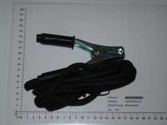 earth clip with cable Produktbild 1
