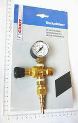 Gas Welding Accessory Druckminderer 1 Manometer Produktbild 1