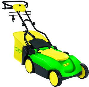 Productimage Electric Lawn Mower Supra 4210 E