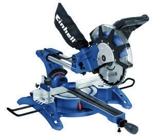 Productimage Sliding Mitre Saw BT-SM 2534 Dual