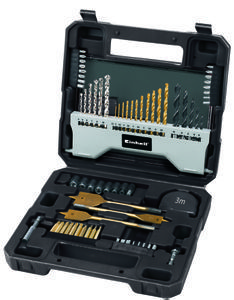 Productimage Power Tools Accessory Drill and bit set, 70 pcs