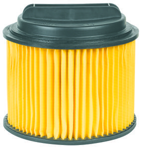 Productimage Wet/Dry Vacuum Cleaner Access. Pleated Filter With Lid