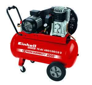 Productimage Air Compressor TE-AC 480/100/10 D