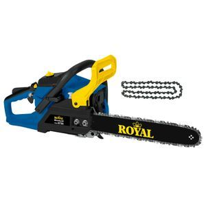 Productimage Petrol Chain Saw RBK 3735 mit 2. Kette