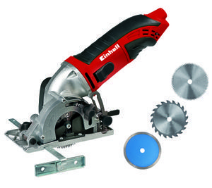 Productimage Mini Circular Saw TC-CS 860 Kit