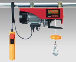 Productimage Electric Hoist PSHZ 125/250; HR; EX; Pevec