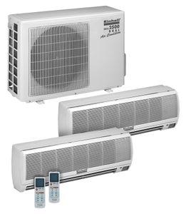 Productimage Split Air Conditioner SKA 2500 Dual C+H
