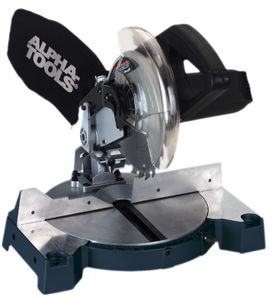 Productimage Mitre Saw KS 210/2 Profi   Alpha Tools