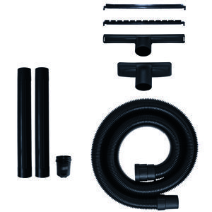 Productimage Wet/Dry Vacuum Cleaner Access. 5 pcs. Accessory Kit 64mm