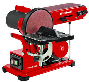 Productimage Stationary Belt-Disc Sander TC-US 400