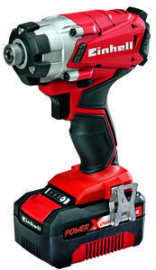 Productimage Cordless Impact Driver TE-CI 18 Li Kit 3,0