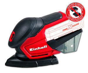 Productimage Cordless Multiple Sander TE-OS 18 Li-Solo