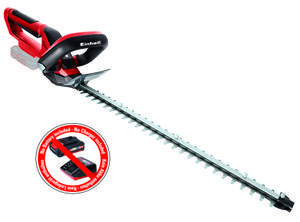 Productimage Cordless Hedge Trimmer GE-CH 1855 Li-Solo
