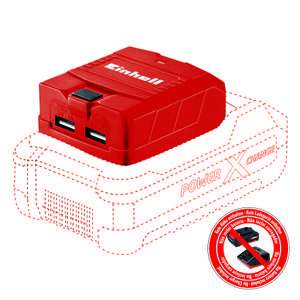 Productimage USB Power Bank TE-CP 18 Li USB-Solo