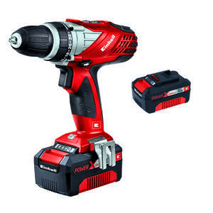 Productimage Cordless Drill Kit TE-CD 18 Li 3,0 Ah Kit