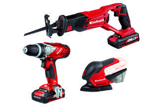 Productimage Power Tool Kit TE-TK 18 Li (CD+AP+OS)