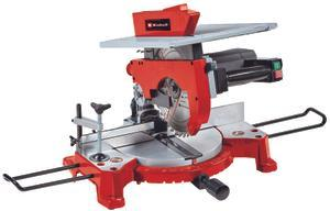 Productimage Mitre Saw with upper table TC-MS 2513 T