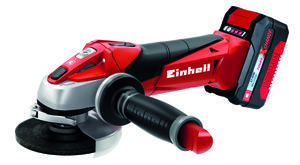 Productimage Cordless Angle Grinder TE-AG 18 Li Kit