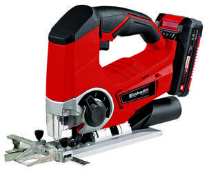 Productimage Cordless Jig Saw TE-JS 18 Li Kit (1x2,0Ah)