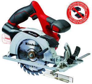 Productimage Cordless Circular Saw TE-CS 18 Li-Solo