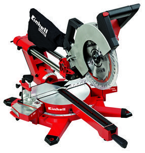 Productimage Sliding Mitre Saw TE-SM 2534 Dual; Ex; ARG