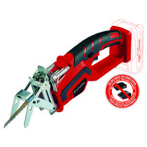 Productimage Cordless Pruning Saw GE-GS 18 Li-Solo