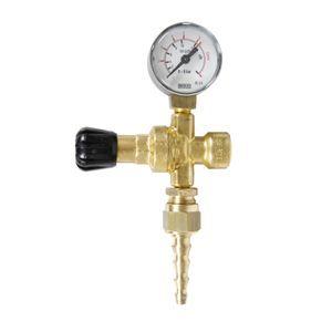 Productimage Gas Welding Accessory Druckminderer (1 Mano.),Einweg