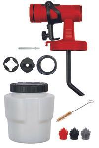 Productimage Paint Spray Sys Accessory Farbsprühaufsatz 800 ml
