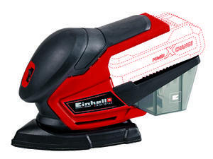 Productimage Cordless Multiple Sander TE-OS 18/1 Li-Solo