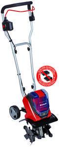 Productimage Cordless Tiller GE-CR 30 Li-Solo