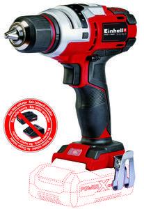 Productimage Cordless Drill TE-CD 18 Li E-Solo